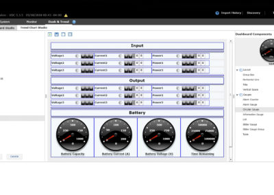 iCE365 Custom Dashboard Studio